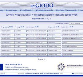 PolGuard e-GIODO